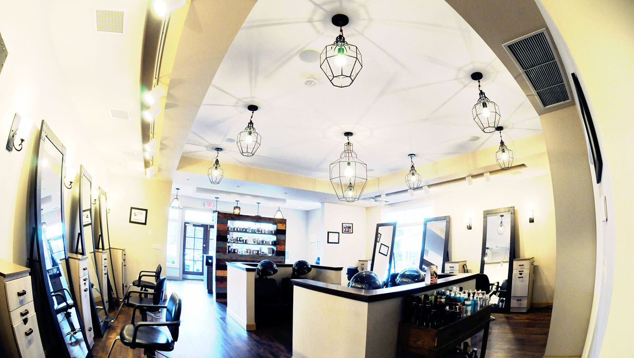 Interior photo of Icon Salon in Avon, CT